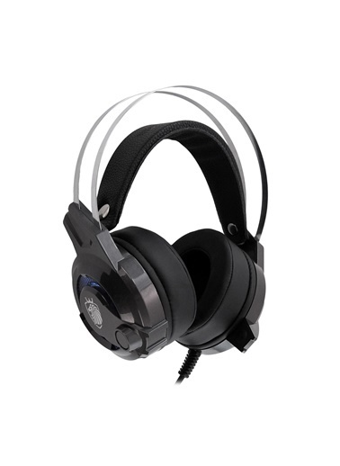 MF Product MF Product Strike 0647 Kablolu Kulak Üstü Oyuncu Kulaklığı 7.1 USB Siyah